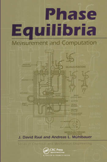 Phase Equilibria Measurement & Computation book cover