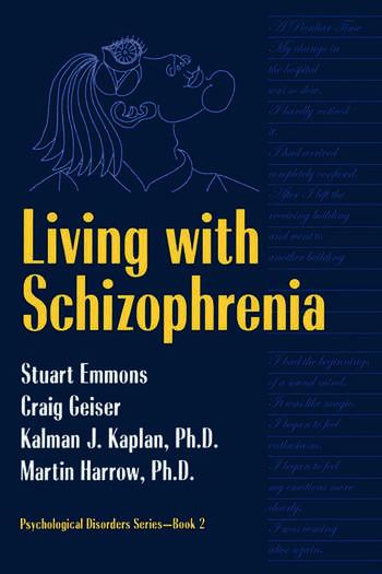 Living With Schizophrenia book cover