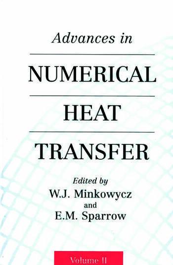 Advances in Numerical Heat Transfer, Volume 2 book cover