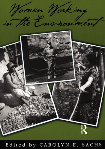 Women Working In The Environment Resourceful Natures book cover