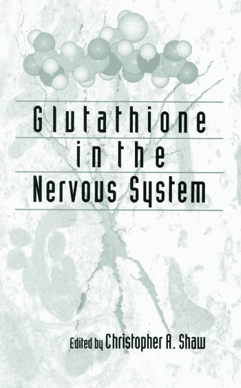Glutathione In The Nervous System book cover