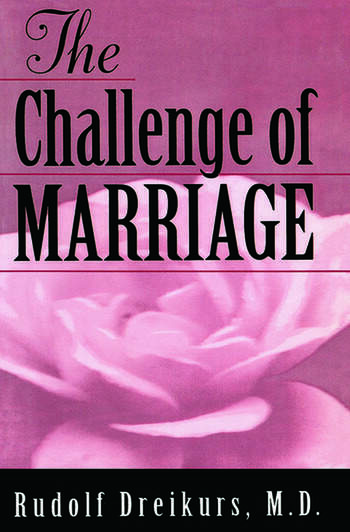 The Challenge of Marriage book cover