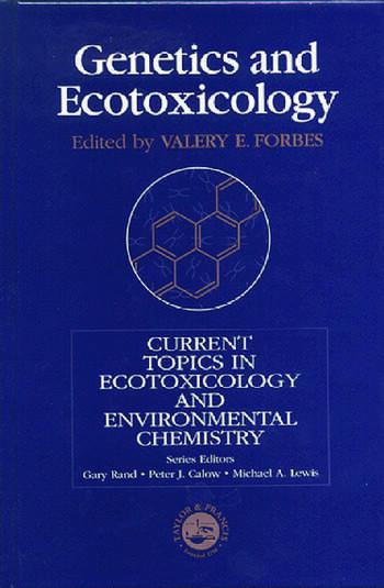 Genetics And Ecotoxicology book cover