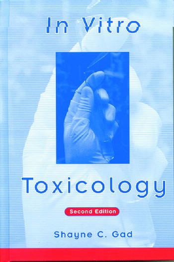 In Vitro Toxicology book cover