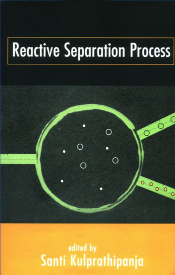 Reactive Separation Processes book cover