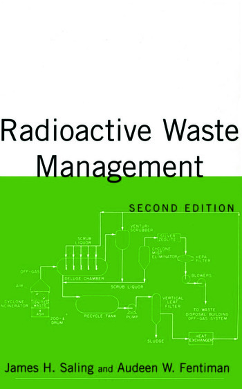 Radioactive Waste Management book cover