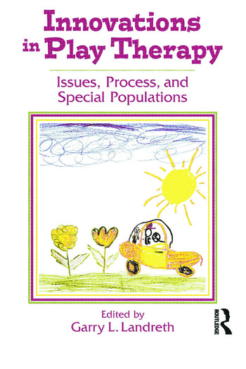 Innovations in Play Therapy book cover
