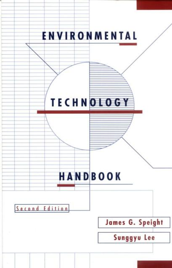 Environmental Technology Handbook 2nd Edition book cover