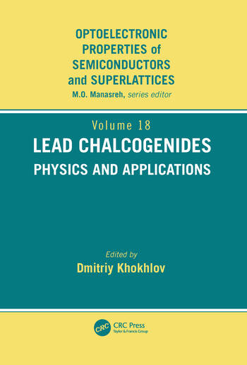 Lead Chalcogenides Physics and Applications book cover