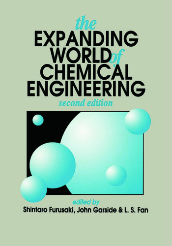 The Expanding World of Chemical Engineering book cover