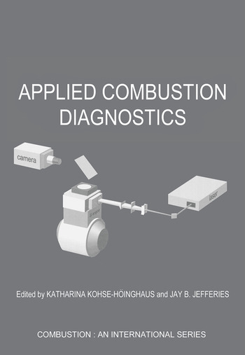 Applied Combustion Diagnostics book cover