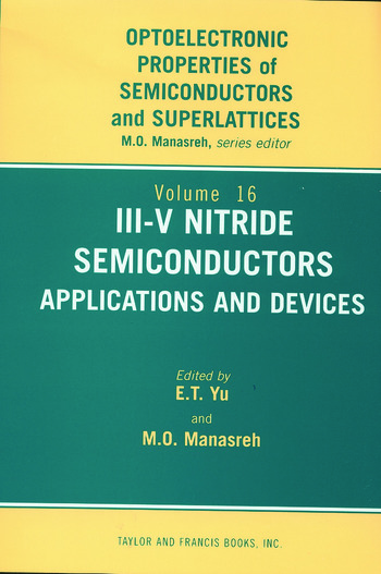 III-V Nitride Semiconductors Applications and Devices book cover