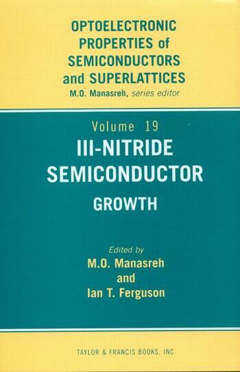 III-Nitride Semiconductors Growth book cover