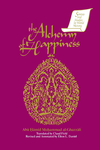 The Alchemy of Happiness book cover