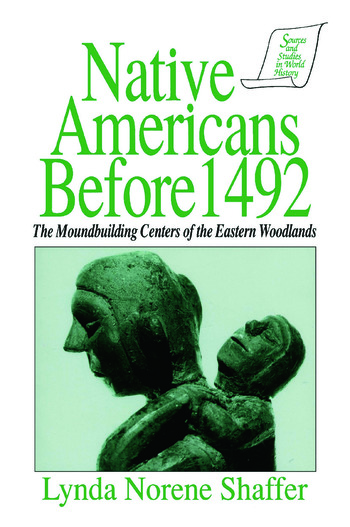 Native Americans Before 1492: Moundbuilding Realms of the Mississippian Woodlands Moundbuilding Realms of the Mississippian Woodlands book cover