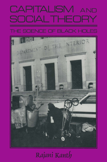 Capitalism and Social Theory: Essays and Inquiry Essays and Inquiry book cover