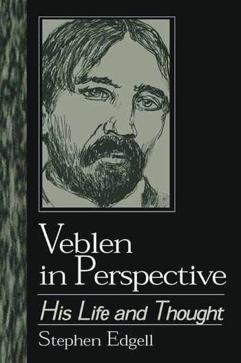 Veblen in Perspective His Life and Thought book cover