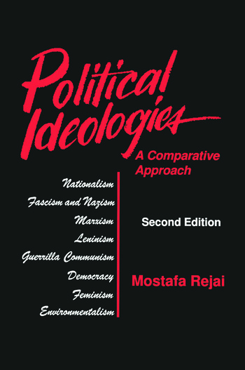 Political Ideologies: A Comparative Approach A Comparative Approach book cover