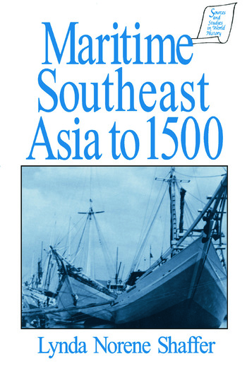 Maritime Southeast Asia to 500 book cover
