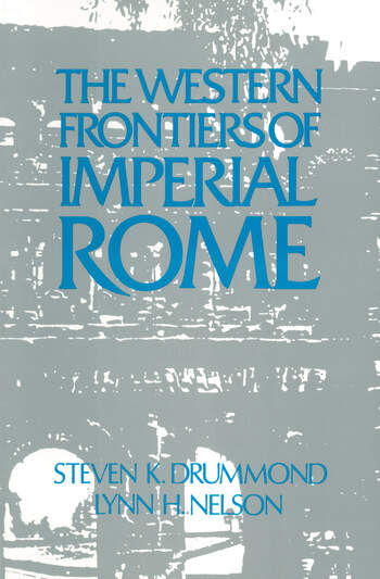 Roman Imperial Frontier in the West book cover