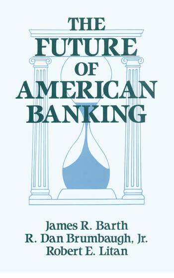 The Future of American Banking book cover