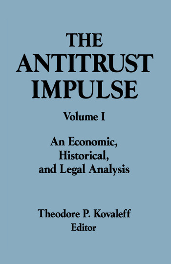 The Antitrust Division of the Department of Justice Complete Reports of the First 100 Years book cover