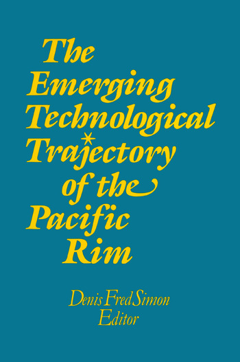 The Emerging Technological Trajectory of the Pacific Basin book cover