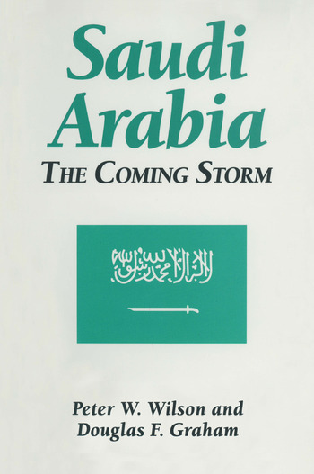 Saudi Arabia: The Coming Storm The Coming Storm book cover