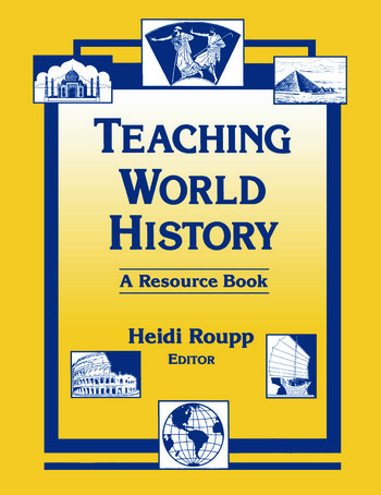 Teaching World History: A Resource Book A Resource Book book cover