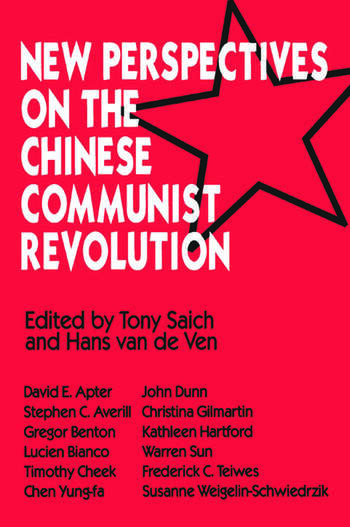 New Perspectives on the Chinese Revolution book cover