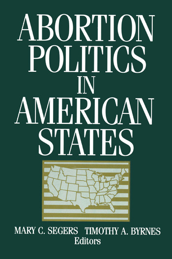 Abortion Politics in American States book cover