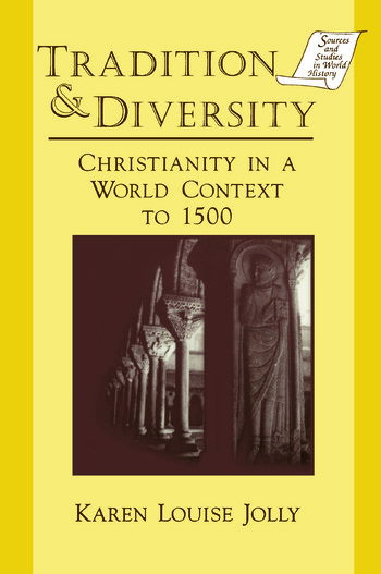 Tradition and Diversity Christianity in a World Context to 1500 book cover