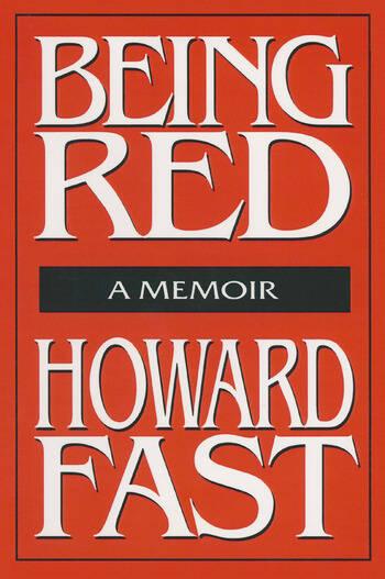 Being Red: A Memoir A Memoir book cover