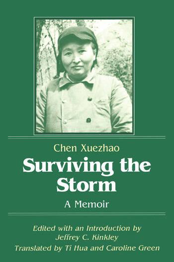 Surviving the Storm: A Memoir A Memoir book cover