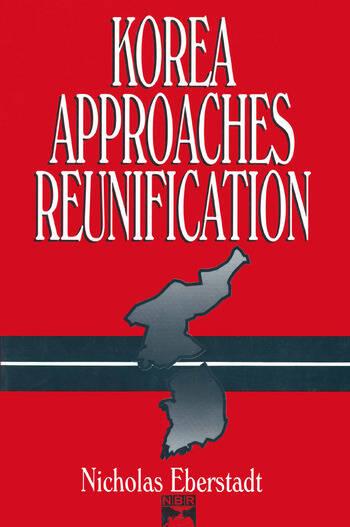 Korea Approaches Reunification book cover