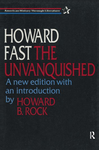 The Unvanquished book cover