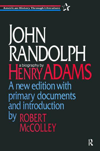John Randolph book cover