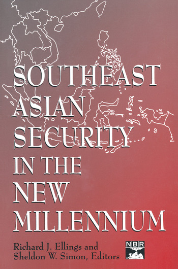 Southeast Asian Security in the New Millennium book cover