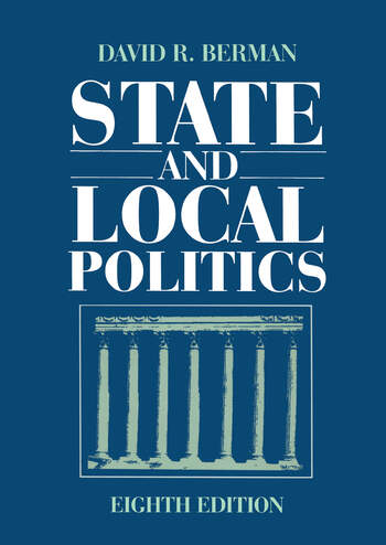 State and Local Politics book cover