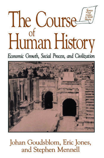 The Course of Human History: Civilization and Social Process Civilization and Social Process book cover
