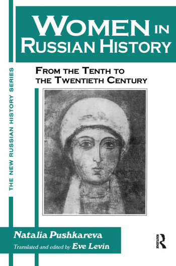 Women in Russian History From the Tenth to the Twentieth Century book cover