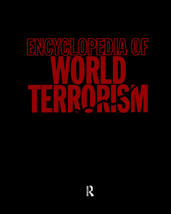 Encyclopedia of World Terrorism book cover