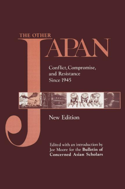 The Other Japan Democratic Promise Versus Capitalist Efficiency, 1945 to the Present book cover