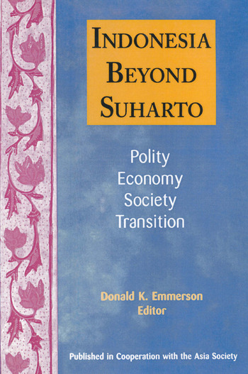Indonesia Beyond Suharto book cover