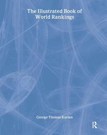 The Illustrated Book of World Rankings book cover