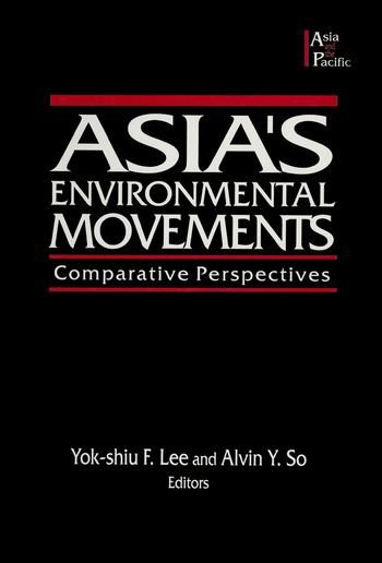 Asia's Environmental Movements Comparative Perspectives book cover