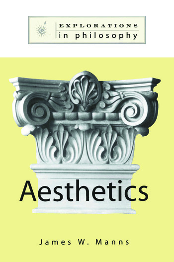 Philosophy and Aesthetics book cover