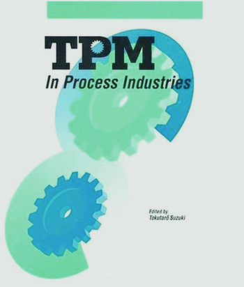 TPM in Process Industries book cover