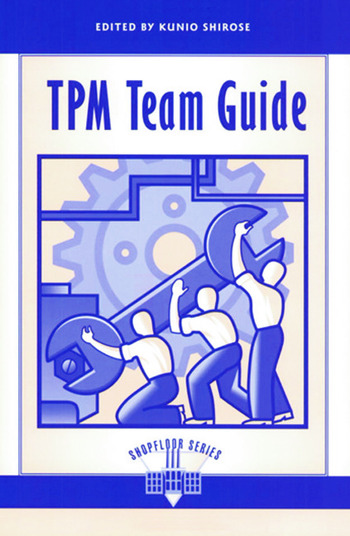 TPM Team Guide book cover
