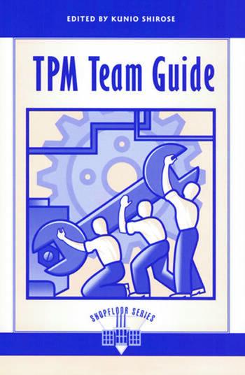 tpm team guide crc press book